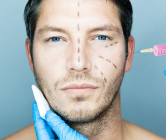 More Men Seeking Plastic Surgery
