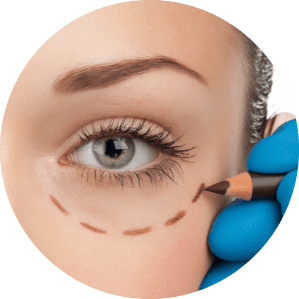 Eyelid surgery in Miami